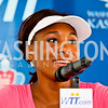 Photo by Tony Powell. Venus Williams. Kastles VIP Reception. Kastles Stadium. July 7, 2010